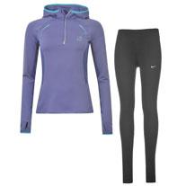 Mot. bėgimo apranga