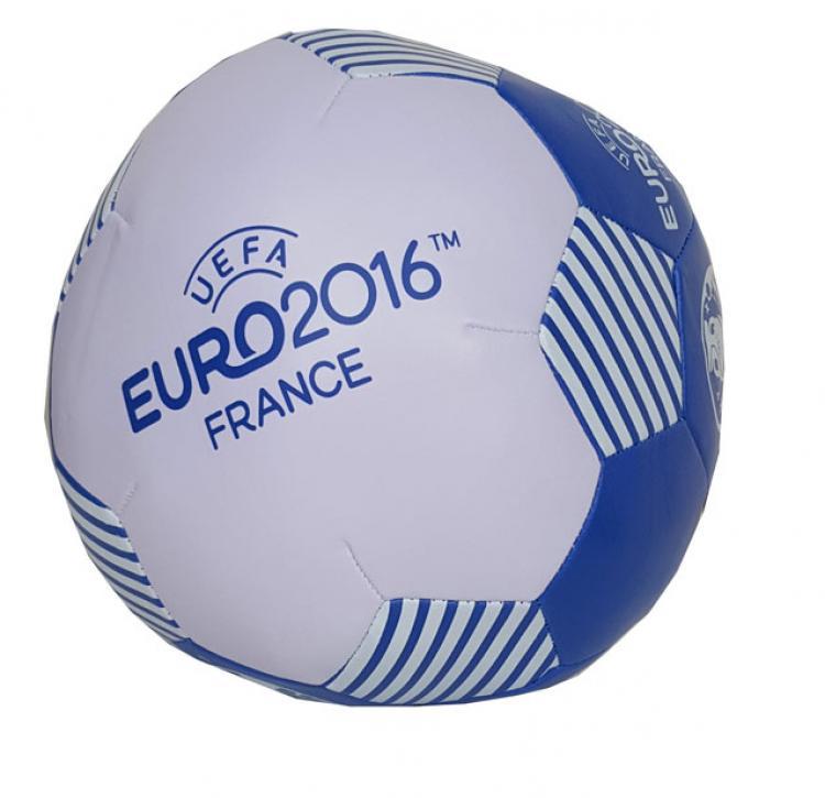 Euro2016 minkštas kamuoliukas 15cm