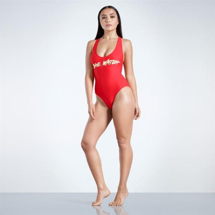 Golddigga maudymosi  kostiumas