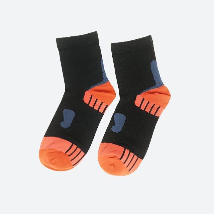 Biking socks kojinės