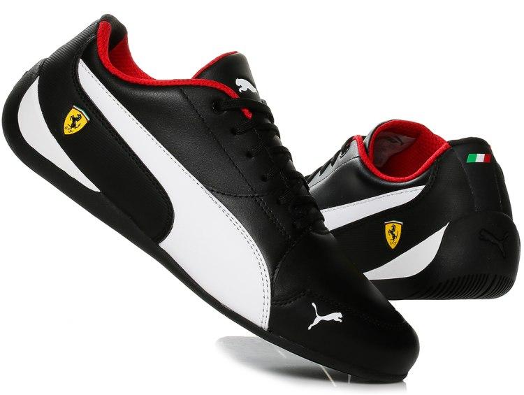 Puma Ferrari bateliai