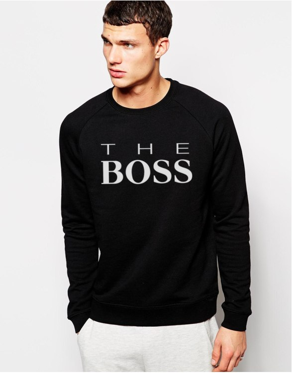 The Boss džemperis