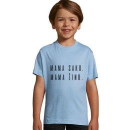 Mama sako marškinėliai