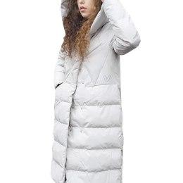 Vulcan pūkinis paltas