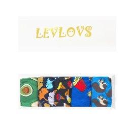 LEVLOVS kojinių rinkinys (5vnt.)