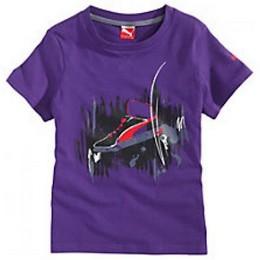 Vaik. Puma marškinėliai