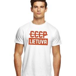 Not CCCP marškinėliai