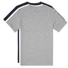 3 vnt. Cotton marškinėliai