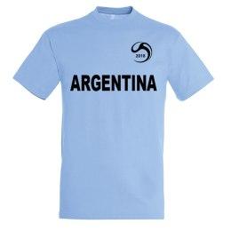 Vyr. Argentina marškinėliai